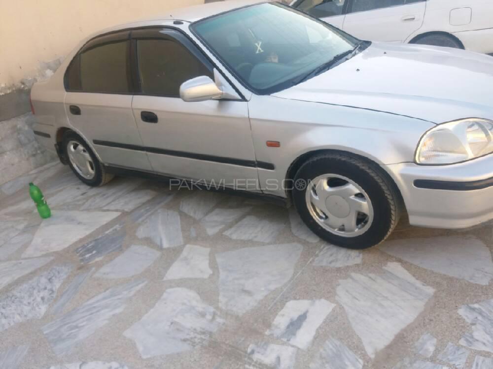 Honda Civic VTi Oriel Prosmatec 1.6 1996 Image-1