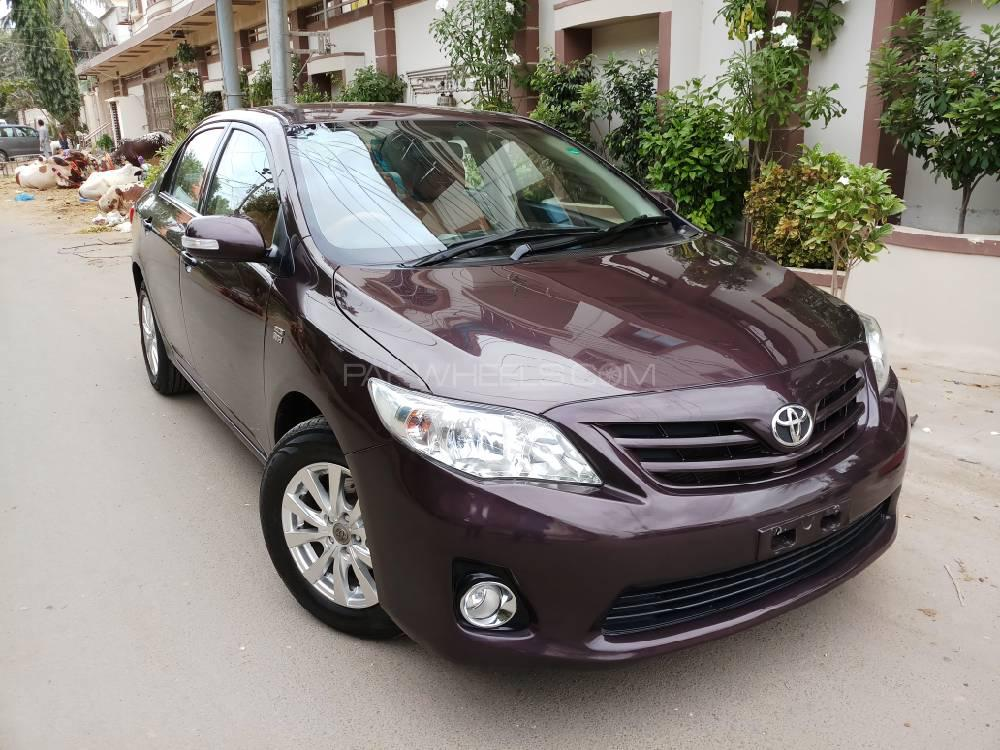 2012 Toyota Corolla Used Review