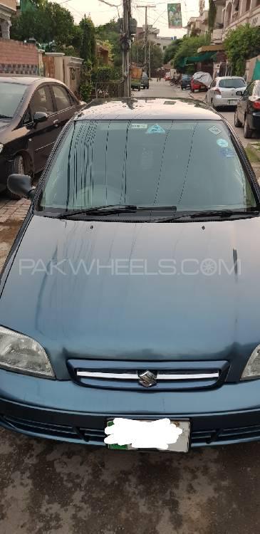 Suzuki Cultus Vxr Cng 2006 For Sale In Lahore Pakwheels
