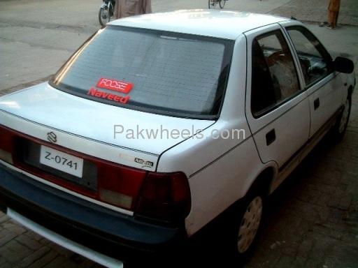 Used Suzuki Margalla For Sale At Liberty Automobiles Karachi