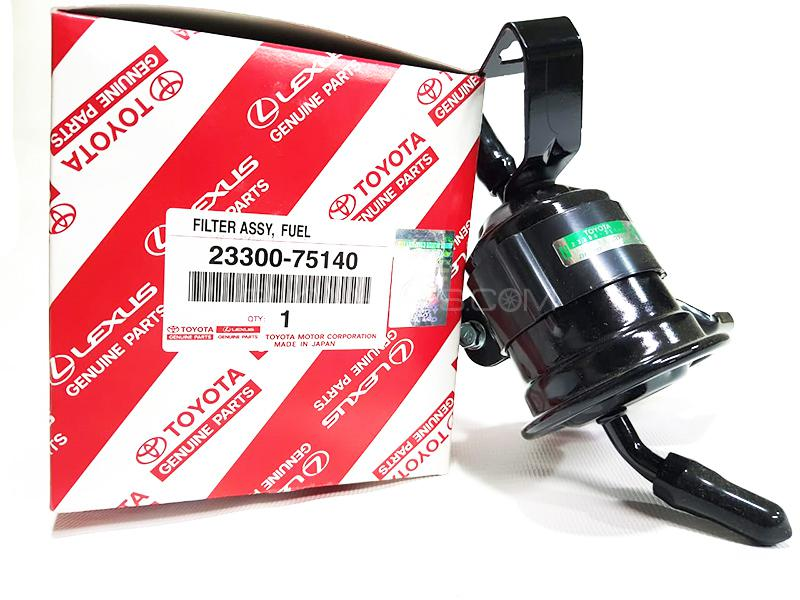 Toyota Genuine Parts >> Buy Toyota Genuine Fuel Filter For Toyota Fortuner 2017 In Pakistan