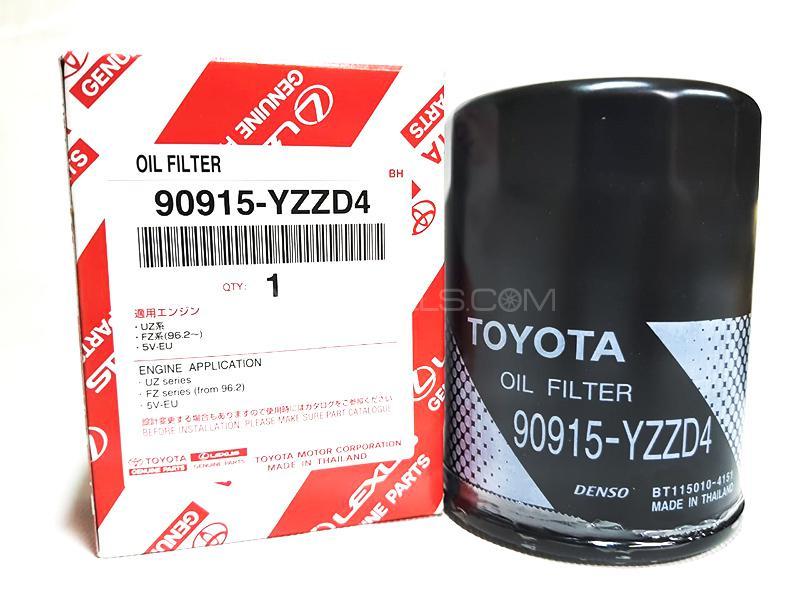 Toyota Genuine Oil Filter For Toyota Revo 2018 Image-1
