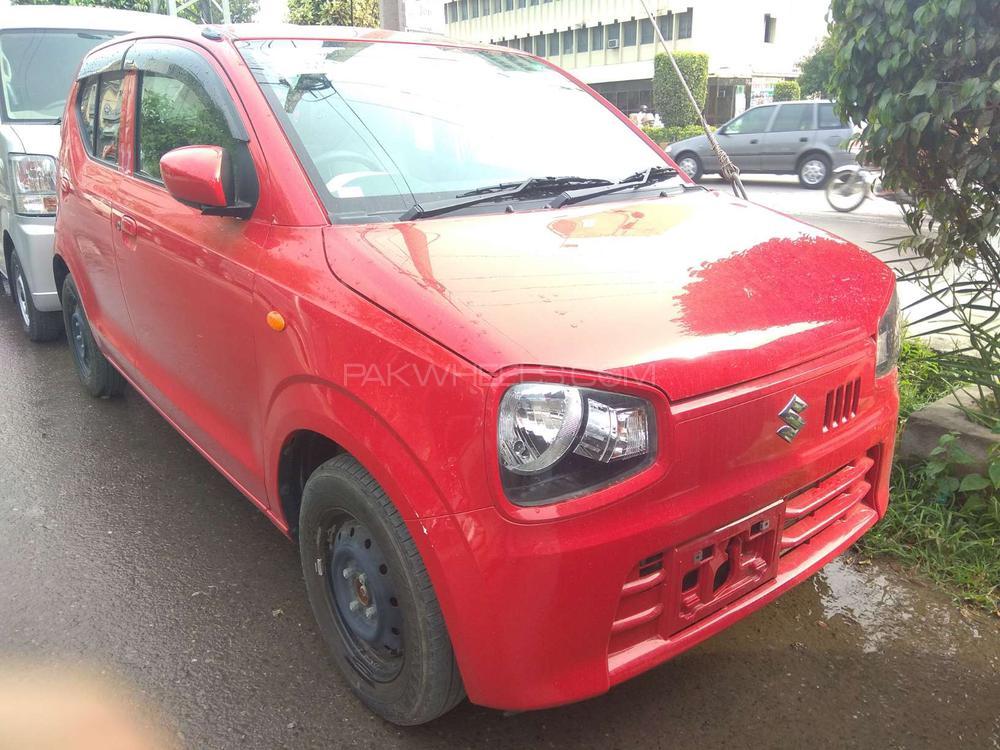 Suzuki Alto L 2015 Image-1
