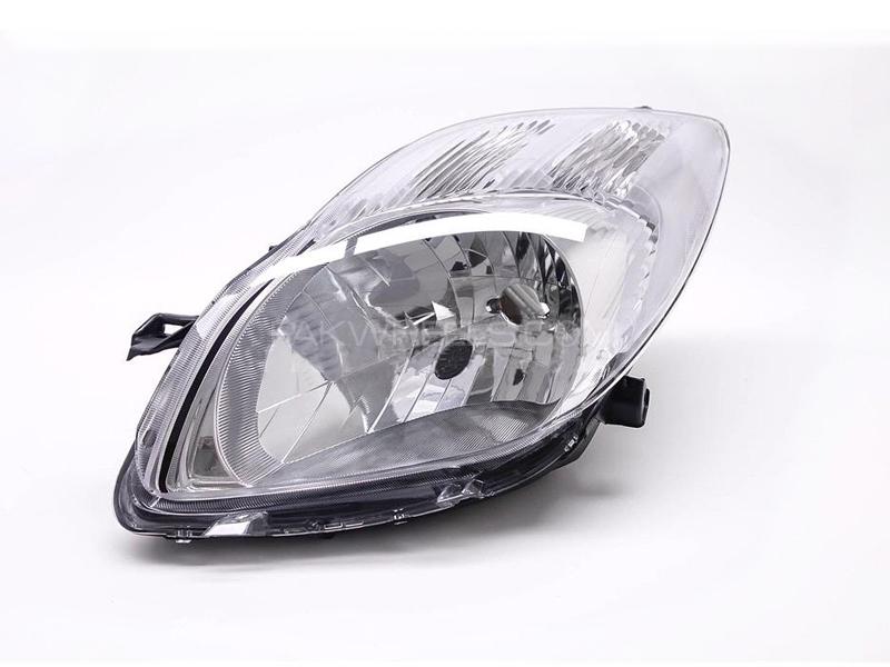 TYC Headlight For Toyota Vitz 2003-2006 LH Image-1