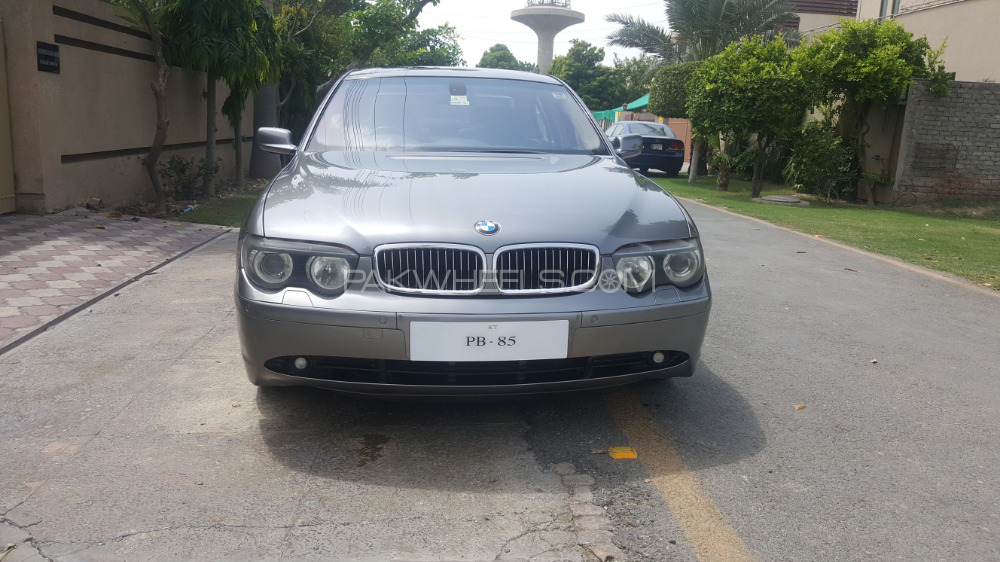 BMW 7 Series 735i 2004 Image-1