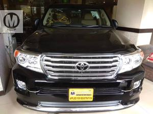 Used Toyota Land Cruiser AX G Selection 2014