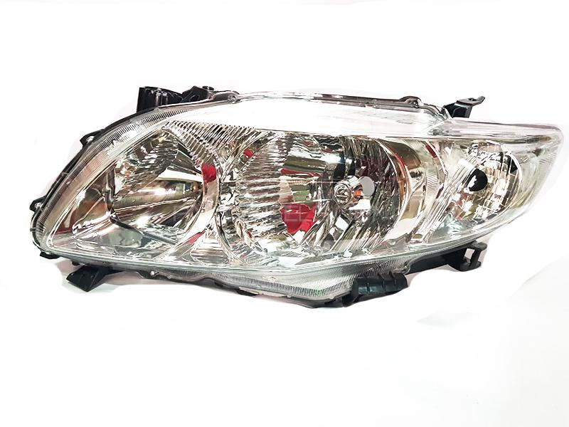 Toyota Genuine Head Lamp Right Side For Toyota Corolla 2009-2011 Image-1