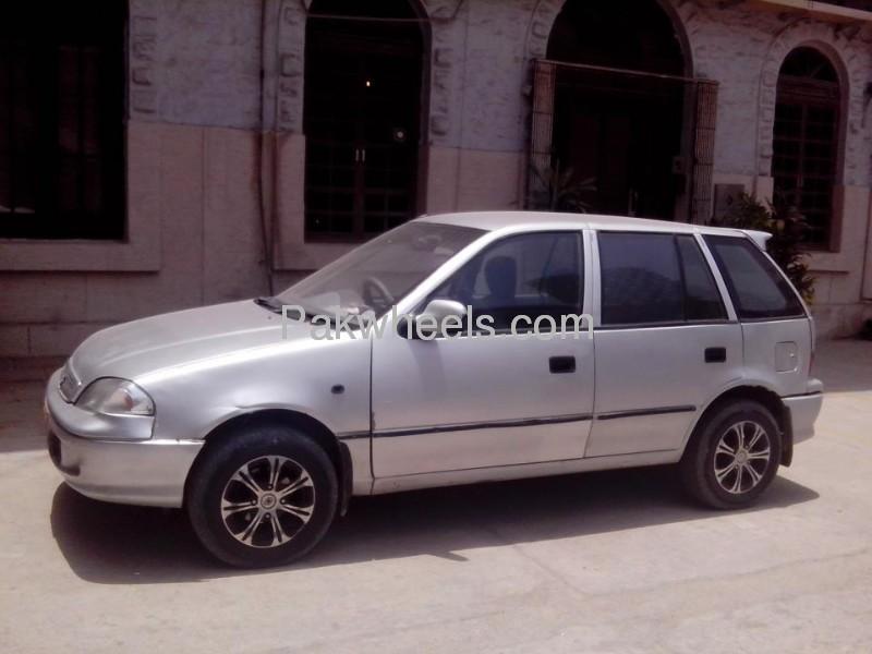 Suzuki Cultus VXR (CNG) 2002 Image-7