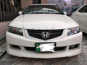 Honda Accord CL9 2002 For Sale In Lahore