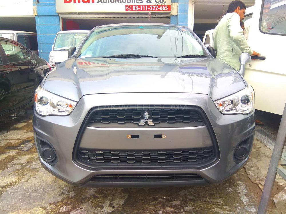 Mitsubishi Rvr 2013 Image-1