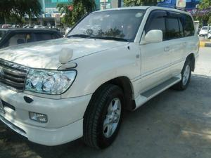 Toyota Land Cruiser VX 4.2D 2002 For Sale In Islamabad