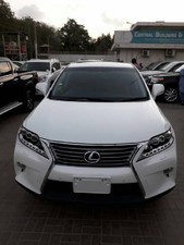 Used Lexus RX Series 450H 2013