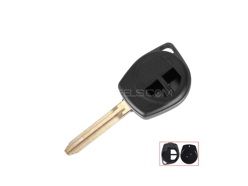 Replacement Key Shell For Suzuki Liana Image-1
