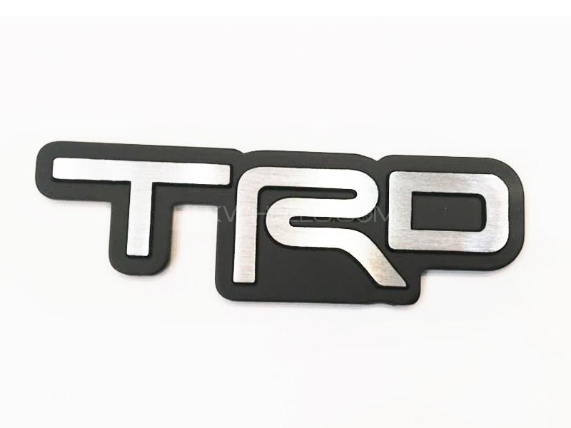 TRD Logo - Silver in Karachi