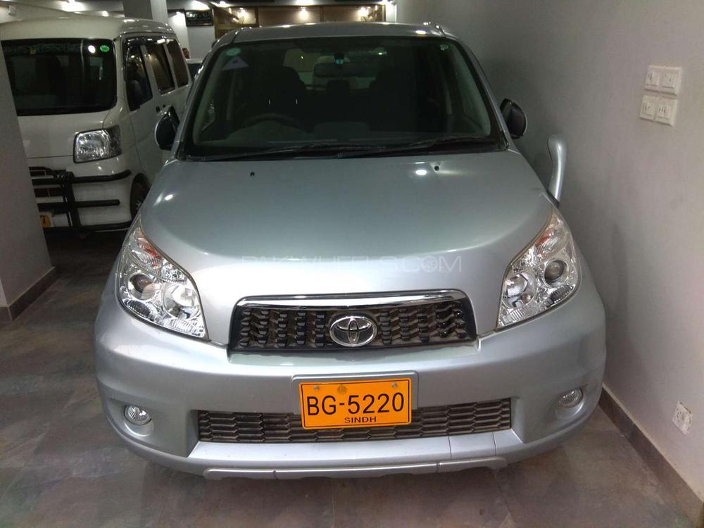 Toyota Rush X 2012 Image-1