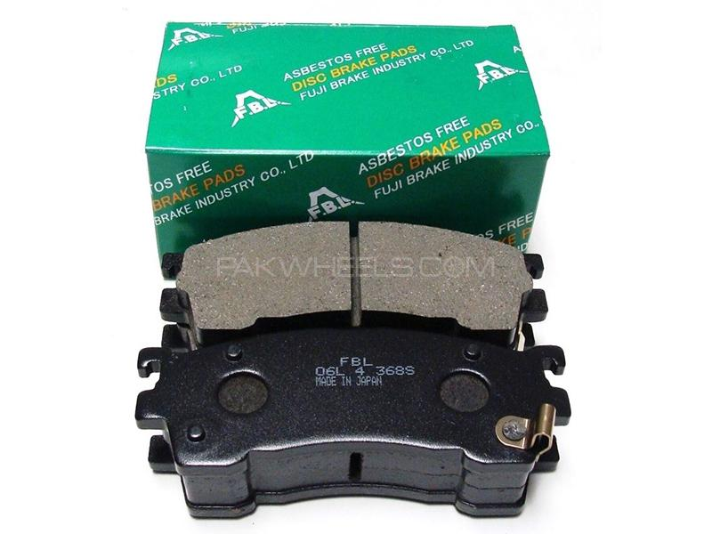 FBL Japan Front Brake Pads For Toyota Corolla Indus 1994-2002 Image-1