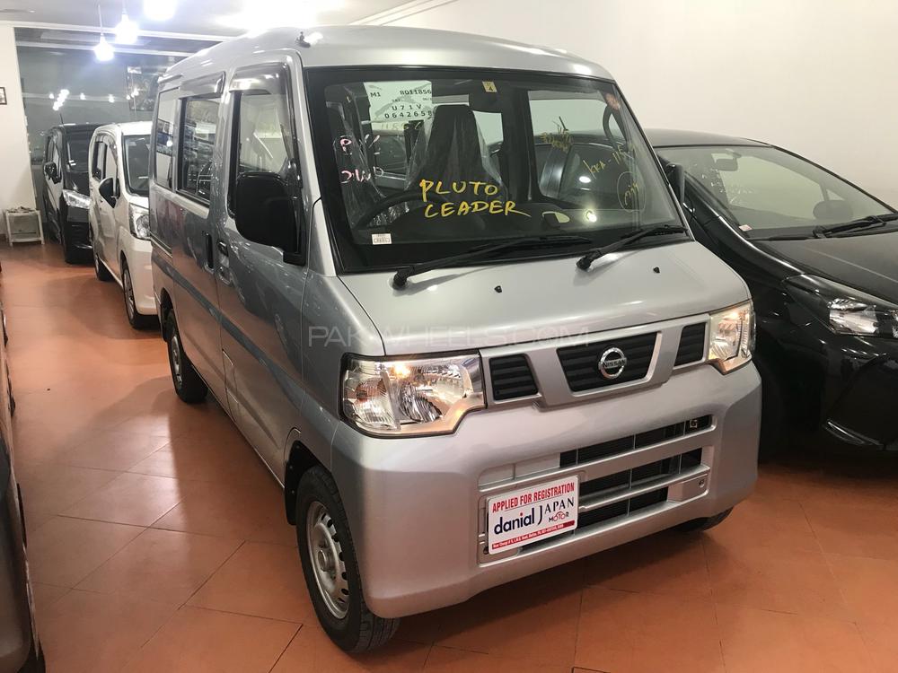 Nissan Clipper G Aero Version 2013 Image-1