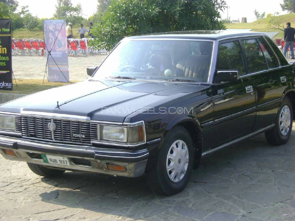 Toyota Crown Super Deluxe 1982 Image-1