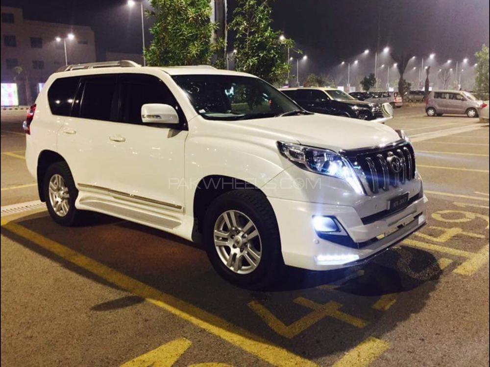 Car Inspection Checklist >> Toyota Prado TZ G 4.0 2012 for sale in Islamabad | PakWheels