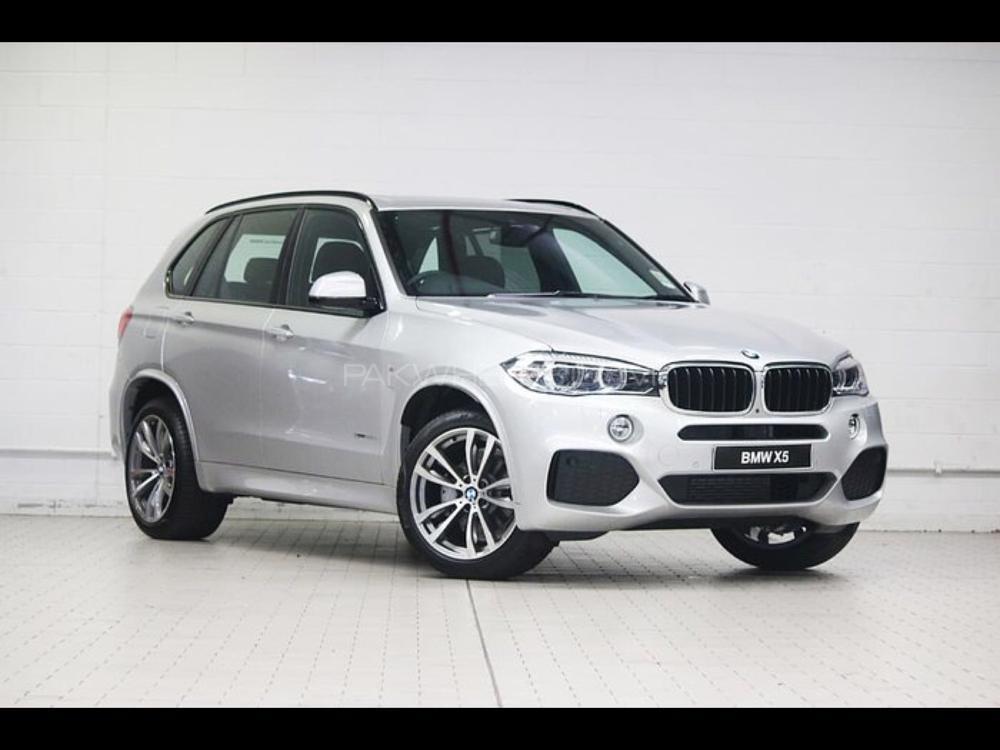 BMW X5 Series 2017 Image-1