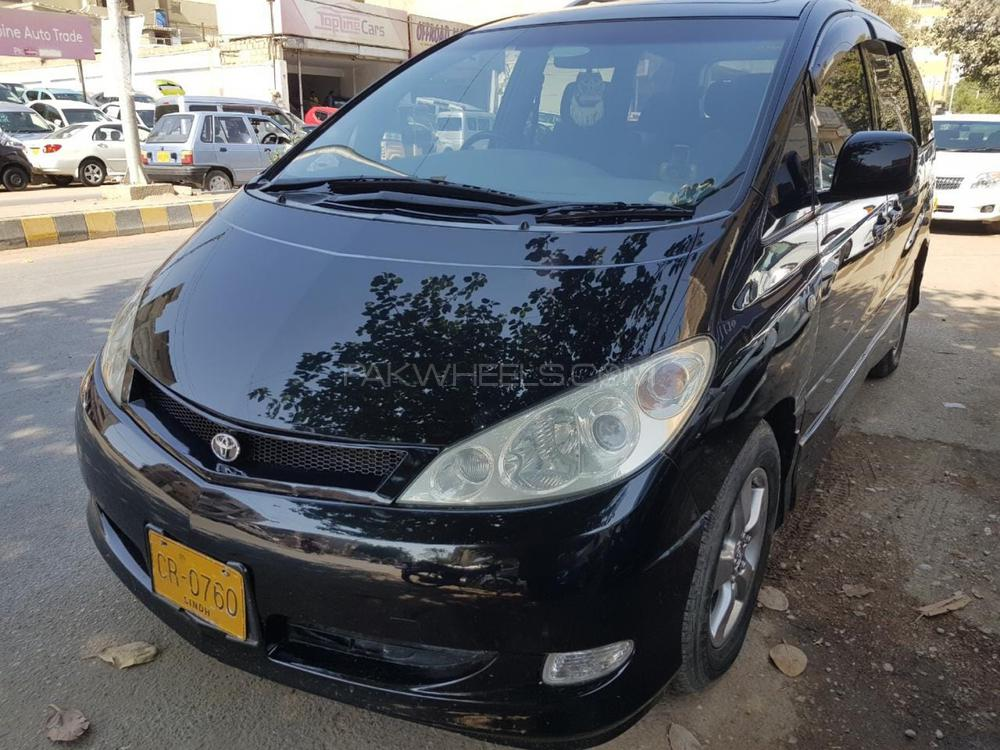 Toyota Estima AERAS 2003 Image-1