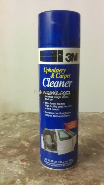 3m carpet and upholstery cleaner for sale in karachi parts accessories 809187 pakwheels. Black Bedroom Furniture Sets. Home Design Ideas