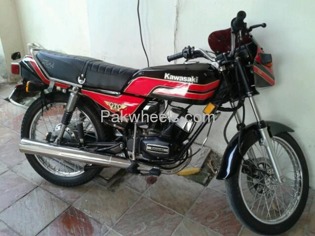 Kawasaki For Sale In Lahore  Gto