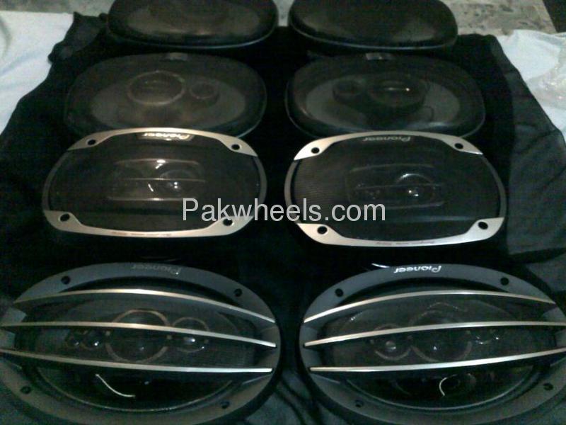 Pioneer 6975 v2 Speaker For Sale. for sale in Karachi - Car Accessory 809872 | PakWheels