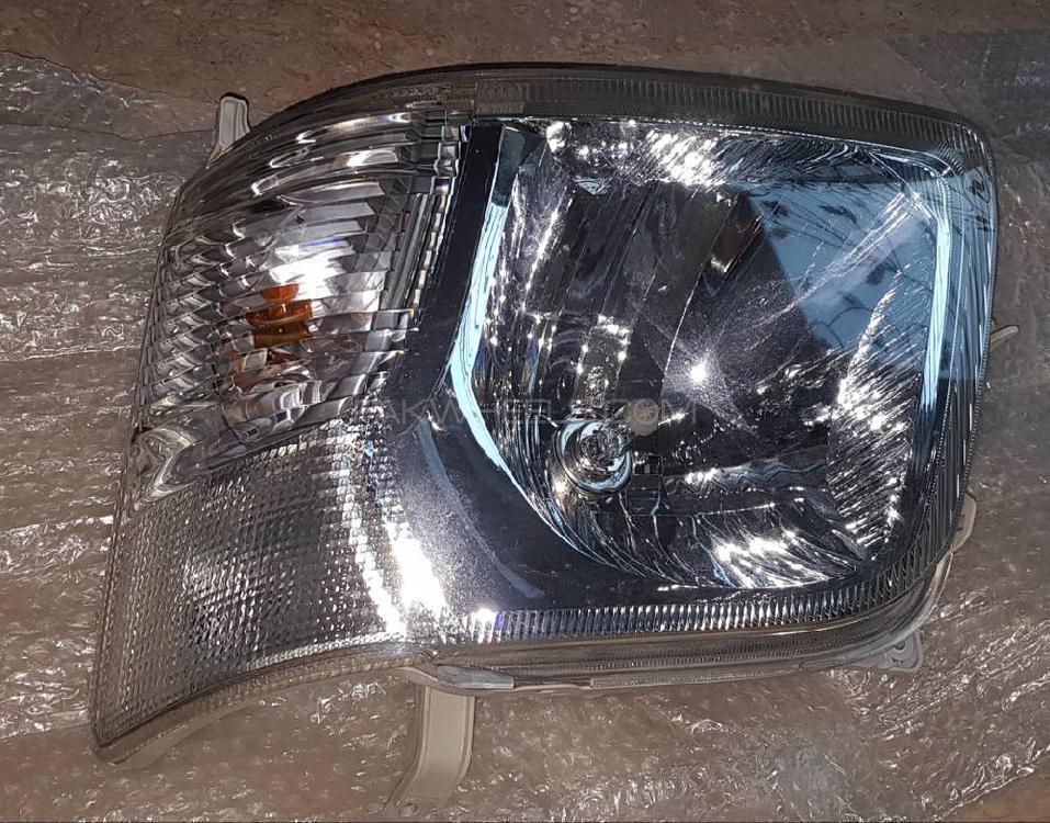 Hijet - Pixes Van - Left head light Image-1