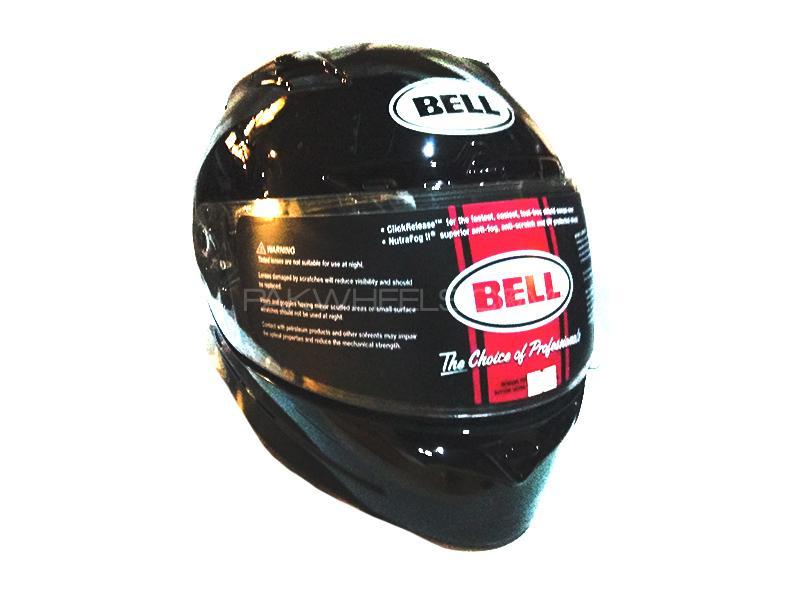 BELL Vortex Dot Black Helmet in Karachi