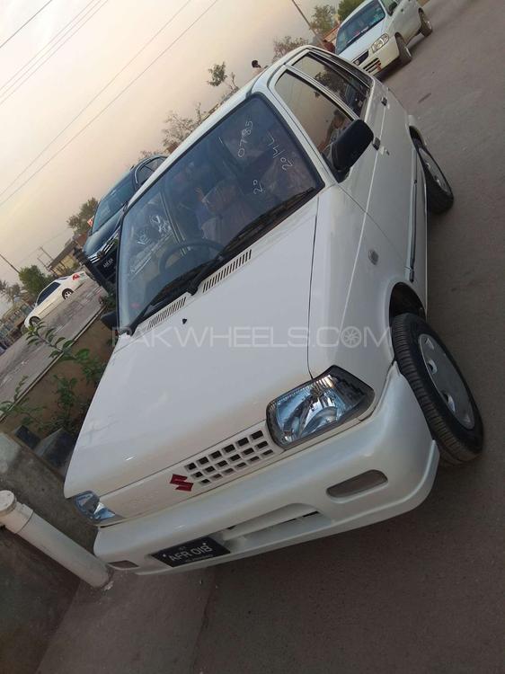 Suzuki Alto VXR 2018 Image-1
