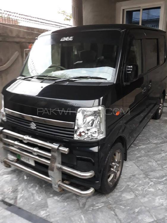 Suzuki Every Wagon 2016 Image-1