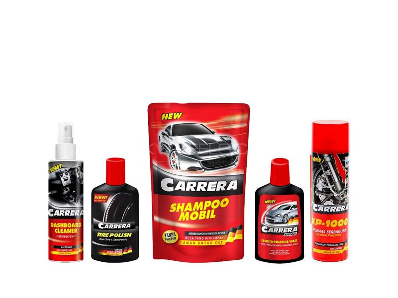 Carrera Complete Saphire Package Image-1