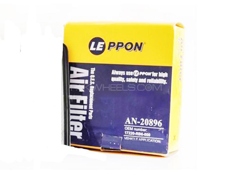 Leppon Air Filter For Suzuki Mehran 1988-2012 Image-1