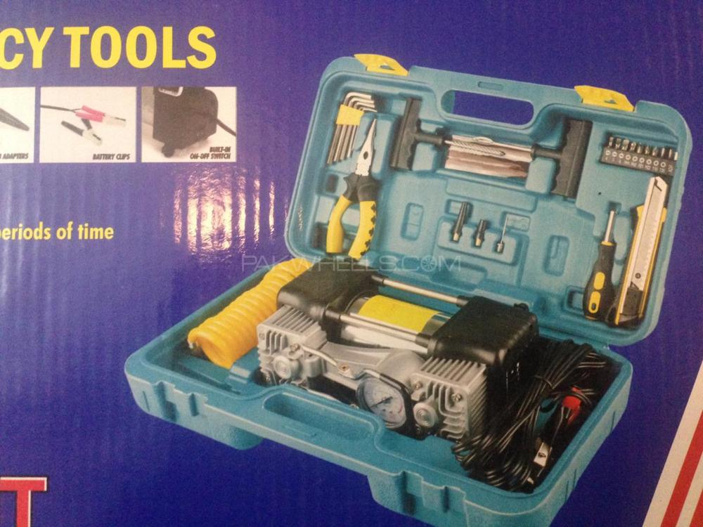 Car Emergency tool kit 28 piece brand new box packed Image-1