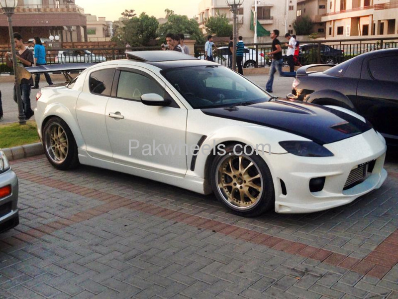 mazda rx8 2004 for sale in islamabad pakwheels. Black Bedroom Furniture Sets. Home Design Ideas