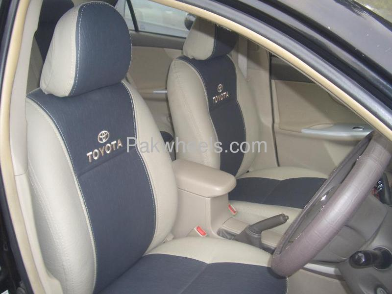toyota corolla car seat cover for sale for sale in karachi parts accessories pakwheels. Black Bedroom Furniture Sets. Home Design Ideas