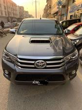 Used Toyota Hilux Revo G Automatic 3.0  2017