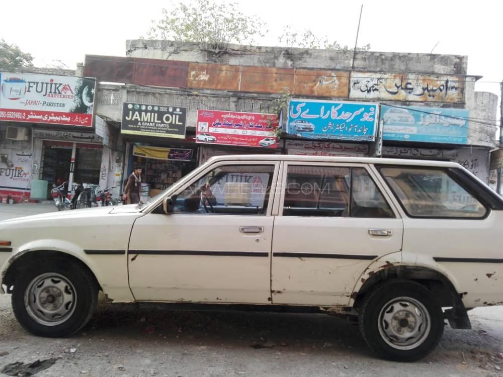 Toyota Corolla 1986 For Sale In Rawalpindi – Fondos de Pantalla