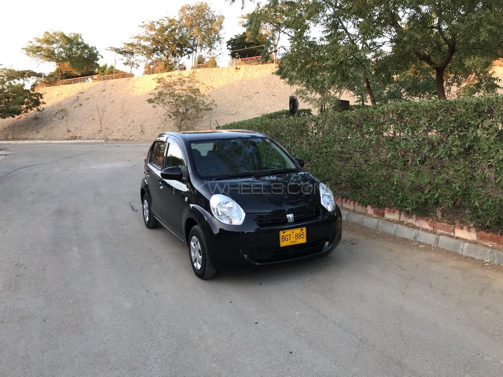 Toyota Passo X 2013 Image-1