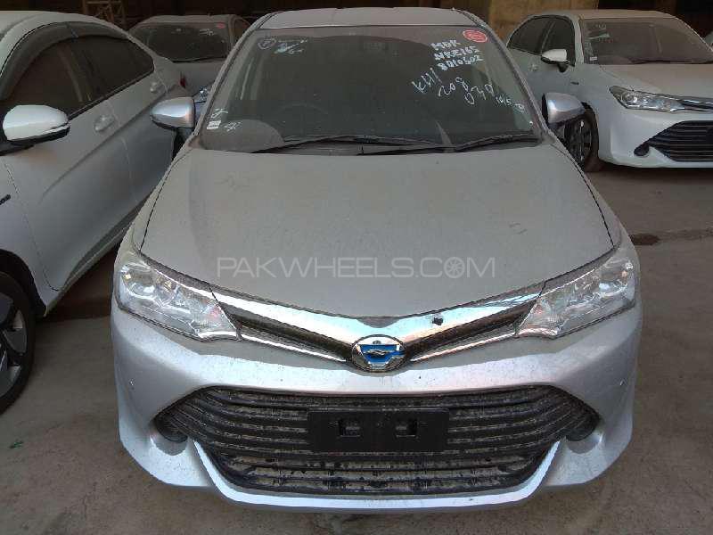 Toyota Corolla Fielder Hybrid 2015 Image-1