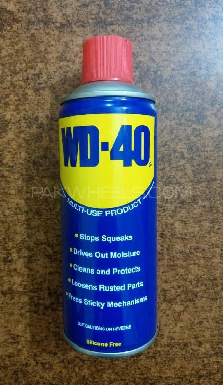 WD40 400ml Liquid Image-1
