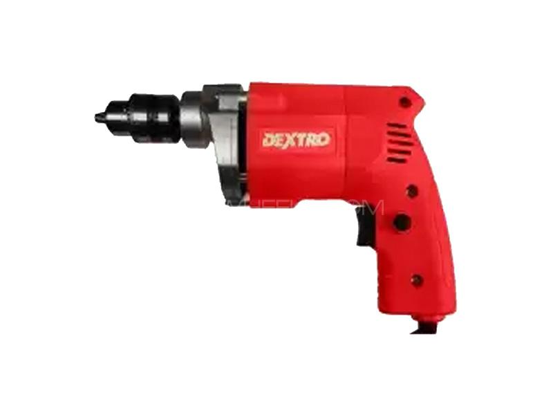 Dextro Power Tools 10 Ps Electric Drill Machine 10Mm Image-1