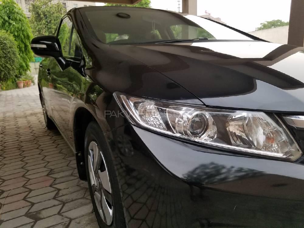 Honda Civic Vti 1 8 I Vtec 2013 For Sale In Lahore Pakwheels