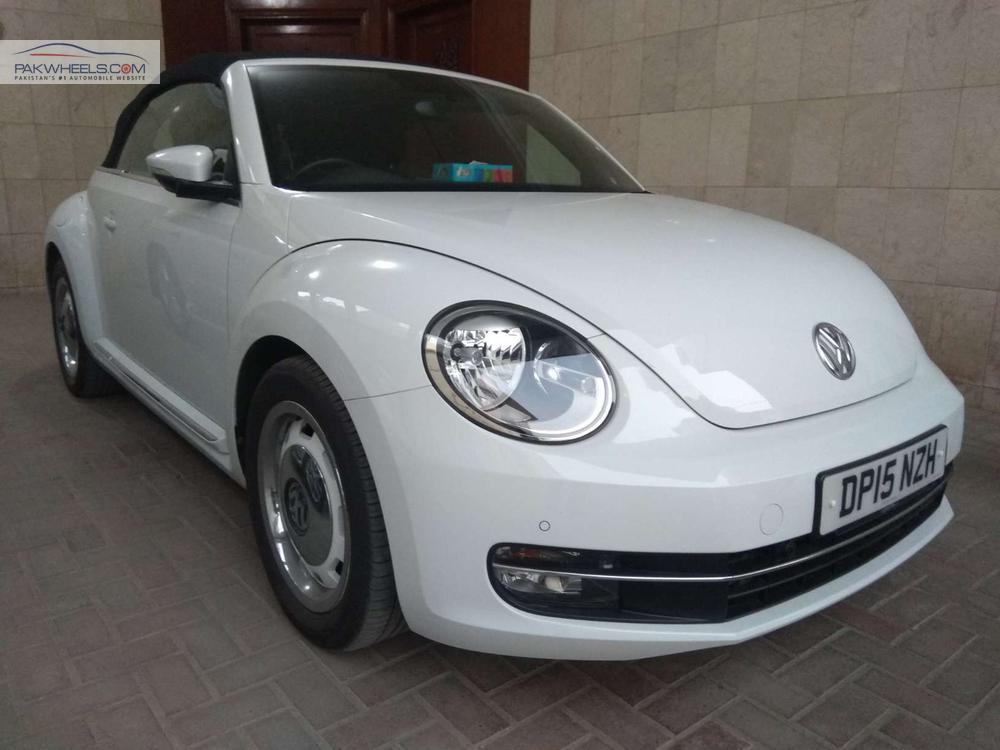 Volkswagen Beetle 1200 2015 Image-1