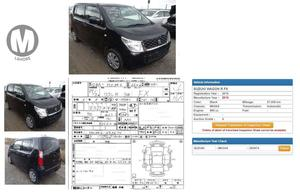 2018 Import 4 grade car with verifiable auction sheet Automobile Lahore Branch