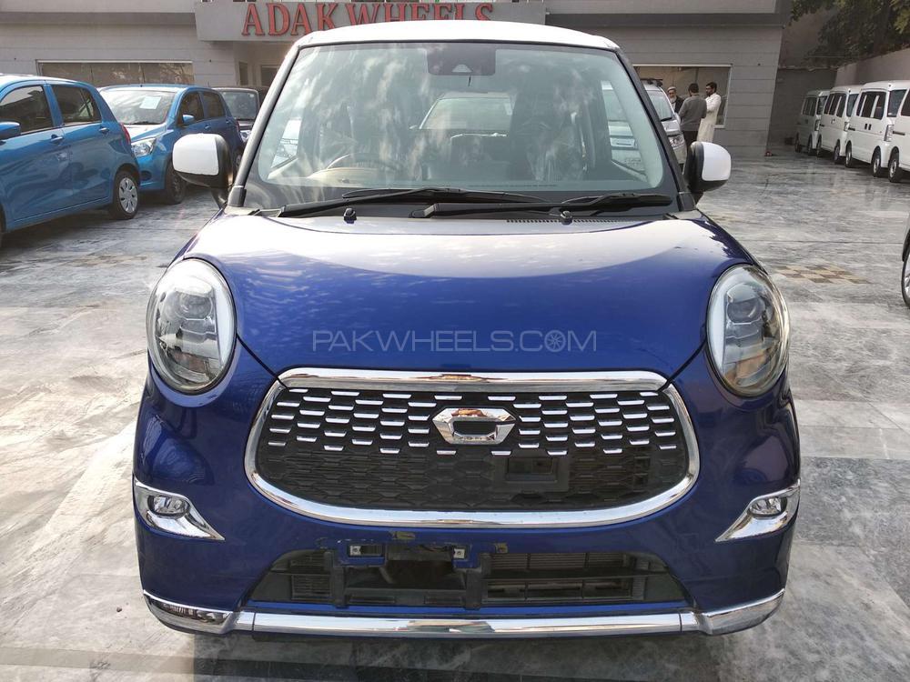 Daihatsu Cast Activa G Turbo 2016 For Sale In Lahore