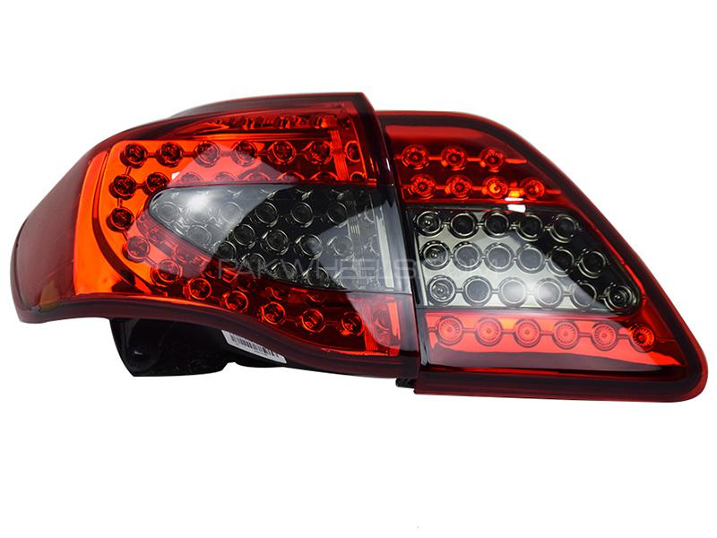 Tail Light For Toyota Corolla 2009-2014 - LED in Karachi