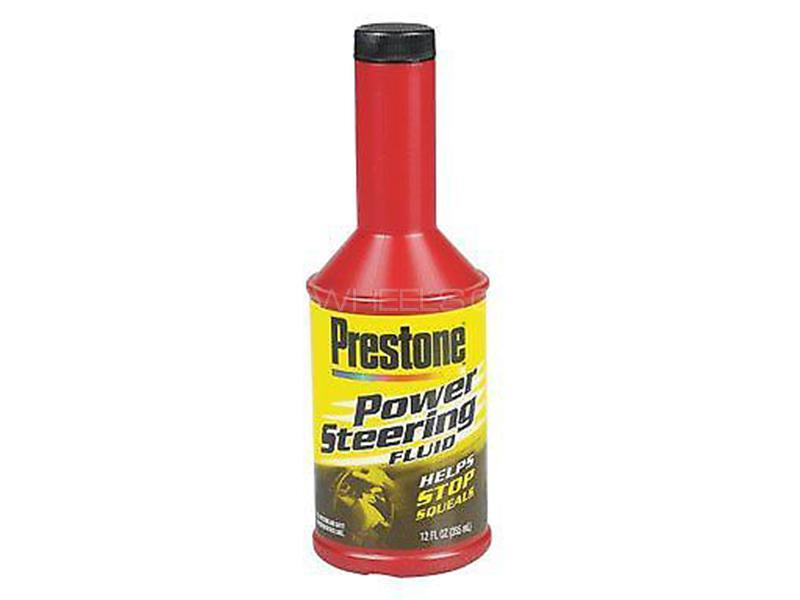 Prestone Power Steering Oil Red 355ml - 0023 Image-1