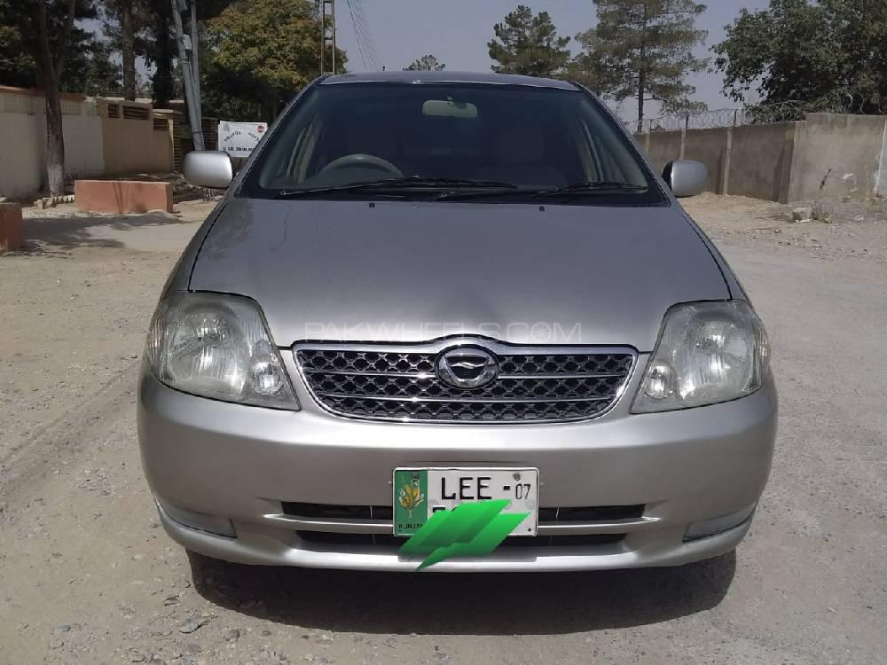 Toyota Corolla X 1 3 2002 For Sale In Multan Pakwheels